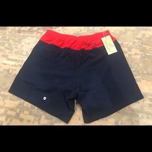 """Freeballer 6"""" Men's Athetic Shorts w/ Inner Liner"""